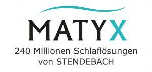 Logo Matyx Matratze