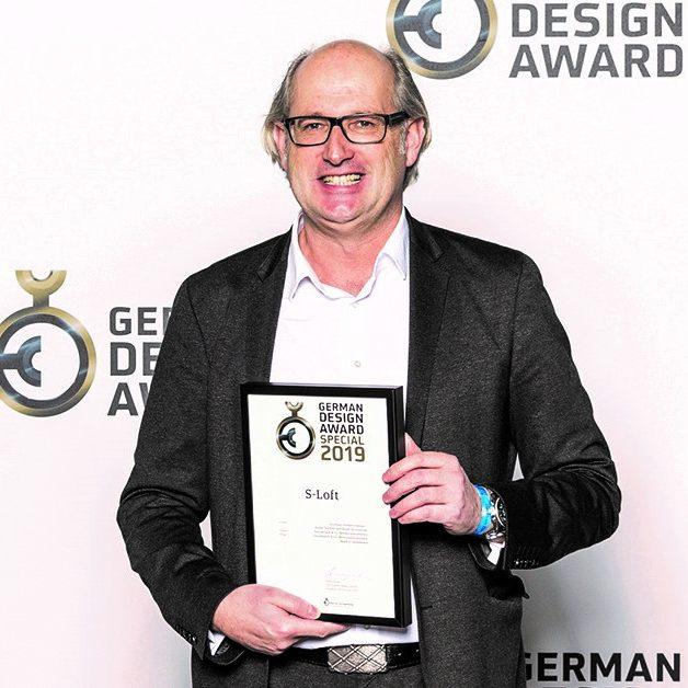 S-LOFT Design Award